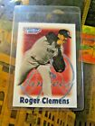 ROGER CLEMENS 2000 Starting Lineup Card New York Yankees '00 SLU Hasbro~