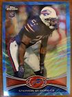 2012 Topps Chrome Football Blue Wave Refractor Checklist and Guide 19