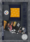 2011 Totally Certified Heritage Collection Jerseys Card #26 Jerome Bettis