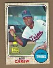 Rod Carew Cards, Rookie Cards and Autographed Memorabilia Guide 3