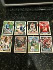 1989 Topps Traded Football Complete Set (Aikman Sanders RC) - Free Shipping