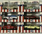 M2 Machines Walmart Exclusive WMTS13 NHRA FORD CHEVY DODGE GASSERS Set  Sleeve