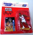 Pooh Richardson Signed Autographed 1996 Staring Line-Up LA Clippers GV917220