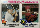 Mike Schmidt Cards, Rookie Cards and Autographed Memorabilia Guide 42