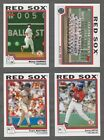 2004 Topps Traded & Rookies Baseball Cards 20
