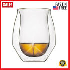 Norlan Whisky Glass Set Of 2 Fashioned Whisky Glasses Bar Special New