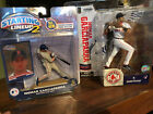 McFarlane MLB 9 Nomar Garciaparra Boston Red Sox white Variant + Starting Lineup