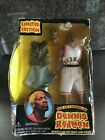 Dennis Rodman Bad As I Wanna Be Doll Action Figure NEW NBA Vintage 90s Toy NIB