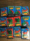 1988 Topps Dinosaurs Attack Trading Cards 14