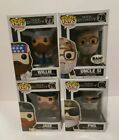 Funko Pop! Duck Dynasty Set Of 4 - Willie 77 Uncle Si 78 Jase 79 Phil 80