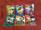 rare HOT WHEELS 2013 STAR TREK Real Riders Complete Set pop culture gift metal