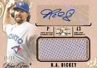 R.A. Dickey Rookie Cards and Autograph Memorabilia Guide 5