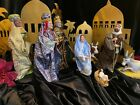 Christmas Holiday Nativity from France