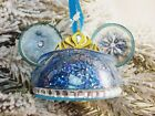 DISNEY Parks MICKEY EAR Hat ORNAMENT Queen ELSA FROZEN Retired RARE