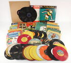 Huge Lot of VTG Kids Childrens Phonograph Records Disney Mickey Mouse