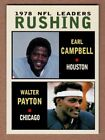 Top 10 Earl Campbell Football Cards 17