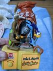 PEZ CANDY HANDER CAP CANDY WILE E. COYOTE-. VINTAGE 1998