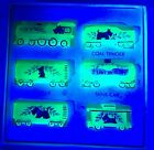 Boyd Hand Painted Six Piece VASELINE SCOTTY DOG Boyds Special Train LIMITED