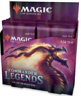 Commander Legends Collector Booster Box Magic the Gathering MTG SEALED