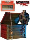Monstarz Creepshow the Crate with Fluffy 3.75 Inch Action Figure Set Brand New