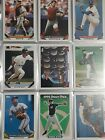 1993 Topps Baseball complete set with Traded Set Derek Jeter Rookie Nice in Book