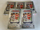 (5) 2012 BOWMAN CHROME BASEBALL HOBBY BOX FACTORY SEALED FRESH FROM CASE x5 LOT