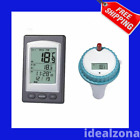 Wireless Floating Thermometer Swimming Pool Spa Hot tub F C Display Water Temp