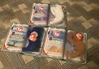 McDonalds Retired TY Beanie Babies Humphrey, Peanut & Chilly