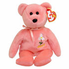 TY Beanie Baby - ONTARIO WHITE TRILLIUM the Bear (Canada Show Excl) (8.5 inch)