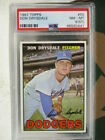 Don Drysdale Cards and Autographed Memorabilia Guide 10