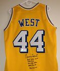 Jerry West Rookie Cards and Autographed Memorabilia Guide 43