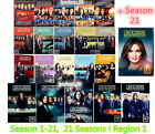 Law and Order Special Victims Unit SVU Complete Series Seasons 1 21 DVD SET NEW