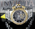 NEW Invicta Men 52mm Sub Aqua SEA DRAGON Swiss Ronda Z60 Chronograph SS Watch