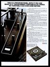 1975 BIC BIC 980 960 turntable photo vintage print ad