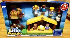 Fisher Price Little People Childrens Nativity Set 11 Pieces Nativity Playset