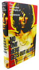 Jerry Hopkins Daniel Sugerman NO ONE HERE GETS OUT ALIVE  The Celebrated Bio