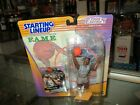 1998 FAME College Starting Lineup Patrick Ewing Georgetown New York Knicks New