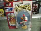 Bob Gibson Figure Card 1995 Starting Lineup Cooperstown Collection Kenner New