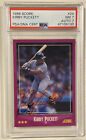 Kirby Puckett Cards, Rookie Card and Autographed Memorabilia Guide 43