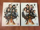 Once Upon a Time in Shanghai 新上海灘 DVD Hong Kong Drama Chinese TVB (2 Box Sets)