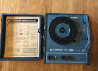 Vintage Califone 1430K Self Contained Record Player Turntable Works Great