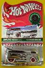 Hot Wheels 2009 Employee Mattel Christmas VW Drag Bus Mint