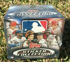 MLB Topps 2013 Baseball Sticker Collection Unopened Sealed Box [50 Packs]
