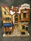 Lemax Carole TownE Collection A TASTE OF ITALY Lighted Village # 35855LW
