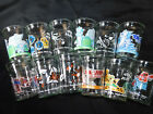 Vintage 12 Welchs Tom  Jerry Jelly Glasses Dated 90s Excellent Condition