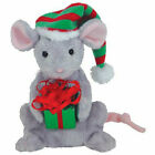 TY Beanie Baby - TINY TIM the Mouse (Internet Exclusive) (6.5 inch) - MWMTs