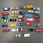 32 Matchbox Hot Wheels Maisto Vintage Car Lot VS