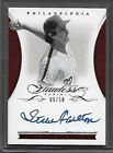Steve Carlton 2016 Panini Flawless On Card Auto Autograph #'d 5 10 Phillies HOF