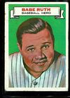 1967 Topps Who Am I? Trading Cards 9