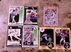 1992 pinnacle 4 card panel w/ozzie GUILLEN + STARTING LINEUP PANEL 1991 SOX +198